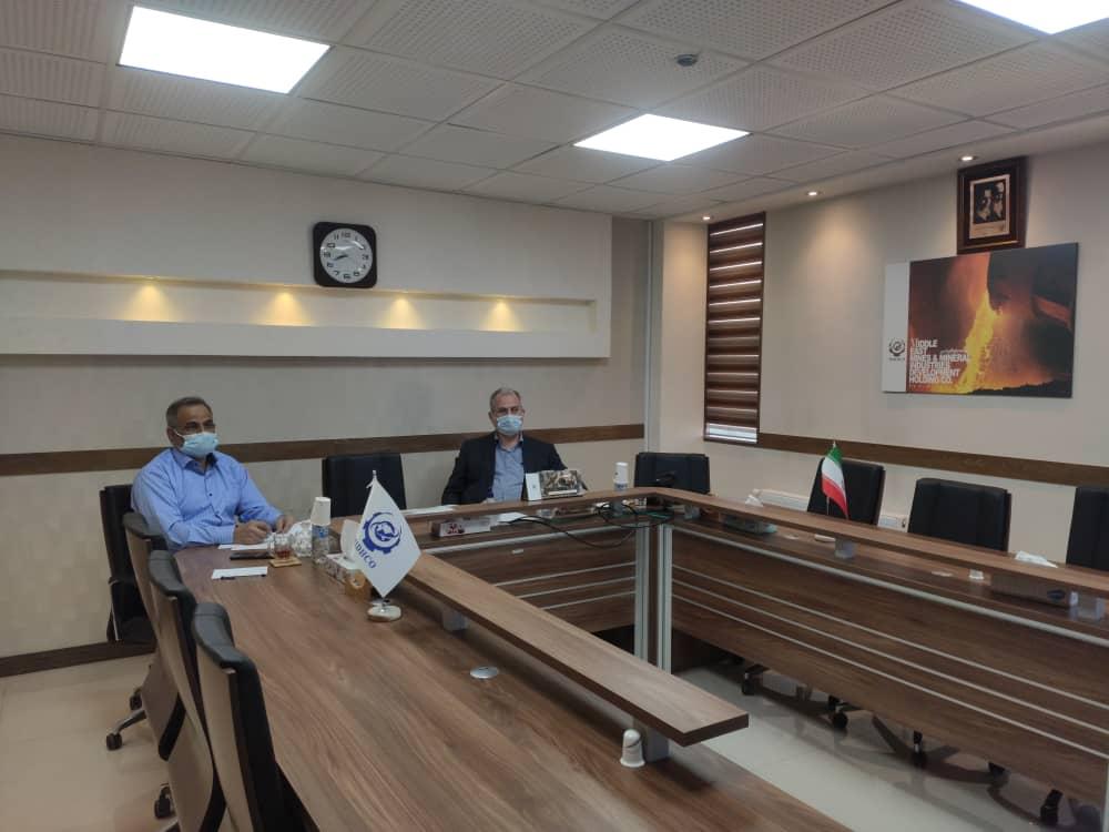 به طور همزمان در تهران، کرمان و اصفهان یکصد و شصت و دومین جلسه تولید میدکو برگزار شد