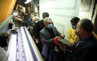 سفر وزیرصنعت به مرکزی از رفع موانع صادرات سنگ تا حمایت دولت از گل کاران