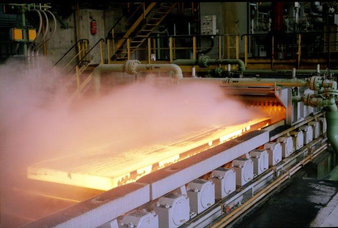 کاهش ۲۰ درصدی تولید فولاد طی ۵ ماه / مشکل اُفت فشار گاز در کمین صنعت فولاد