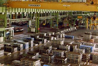 افزایش ۱۶۲ درصدی صادرات ورق گرم