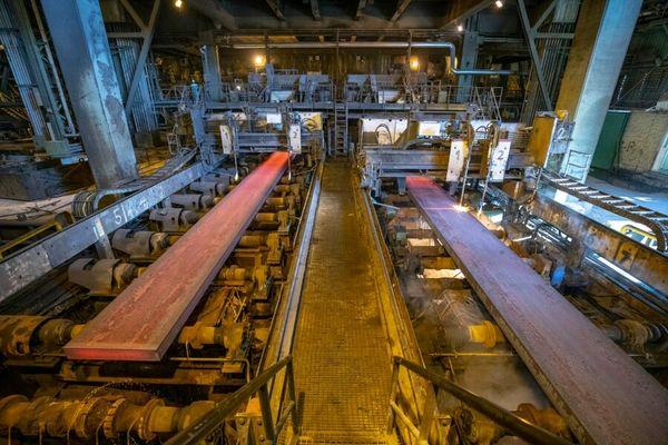 رشد فروش ۱۴۱درصدی هرمز / تولید اسلب فولاد هرمزگان از ۶۰۰ هزارتن عبور کرد