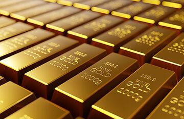 افزایش 3.6 دلاری قیمت طلا در بازار جهانی است