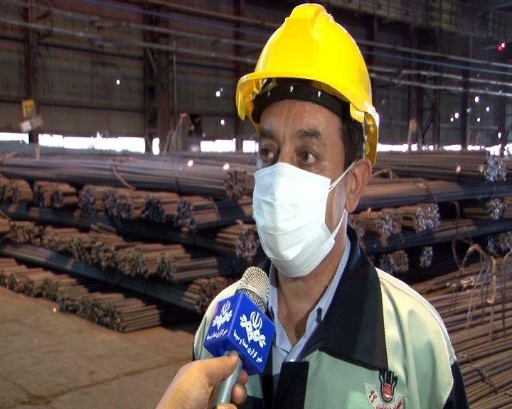میلگرد آلیاژی ۳۰ در سبد محصولات ذوب آهن