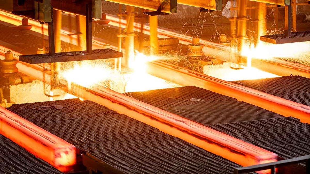موجودی فولاد کارخانه های چینی به پایین ترین سطح خود رسید