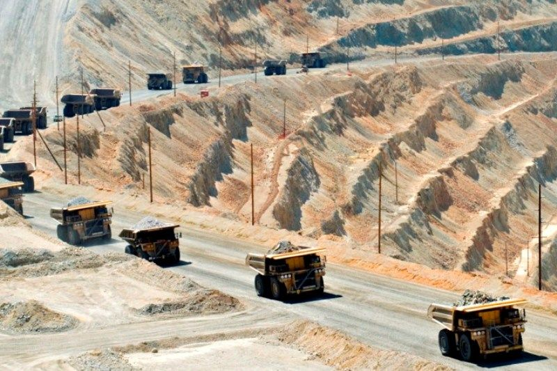 معادن و صنایع معدنی پیشران اقتصاد است