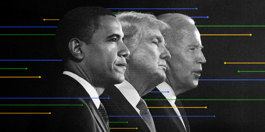 مسیر مشترک سیاست خارجی بایدن، ترامپ و اوباما